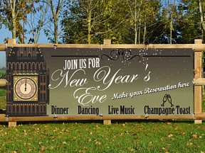 New Years Eve Party Banners