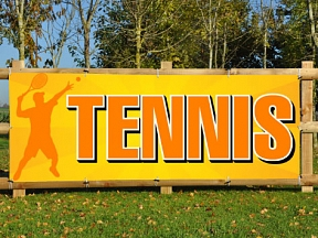 Tennis Banners