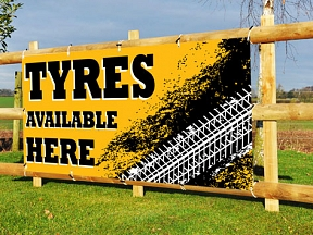 Tyre HERE Banners
