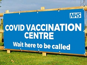 COVID VACCINATION Banners