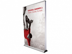 Wide Premium Roll up Banners