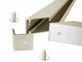 Aluminium Sign Frames For Indoor Or Outdoor Signage Uk