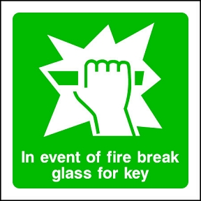 Break Glass Key