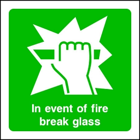 Fire Break Glass