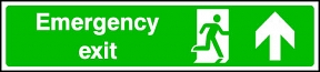Wide Emergency Exit (forward)