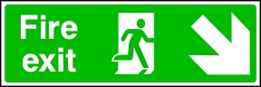 Fire Exit (down-right)