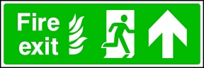 Fire Exit Flame (forward)