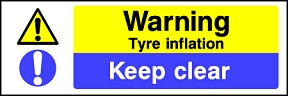 Warning Tyre Inflation