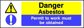 Asbestos Permit to Work