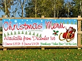 Christmas Menu Banners