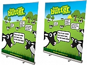Budget Roller Banners