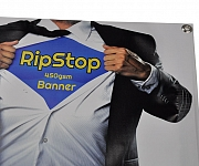 Rip Stop Banners