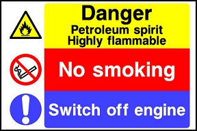 Workshop Safety Signs
