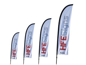 Feather Flags & Sail Banners