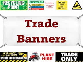 Trade Banners